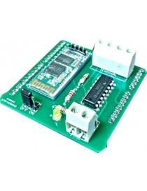 Motor Driver Bluetooth Shield