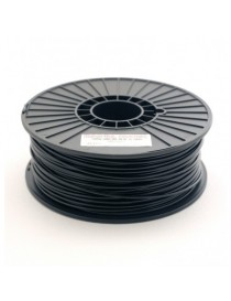 Black ABS 1kg Spool 1,75 mm...