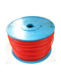 PLA - Red - spool of 1Kg -...