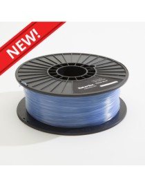 Transparent Blue PLA 1kg...