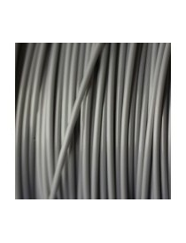 ABS - Silver - spool 1kg - 3mm