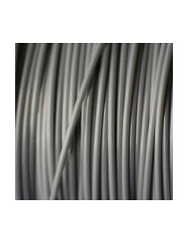 ABS - Silver - spool 1kg - 3mm
