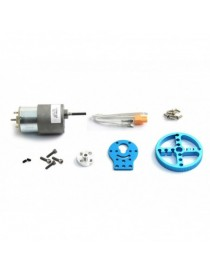 37mm DC Motor Robot Pack-Blue