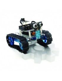 Starter Robot Kit-Blue...
