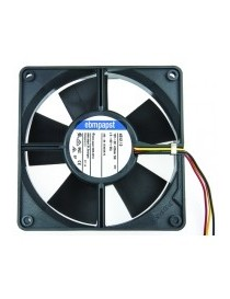 Axial fan 119x119x32mm-12V