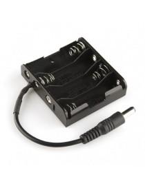 Portabatterie - 4xAA con...