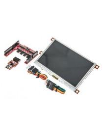 4.3in. TFT LCD Starter Kit...