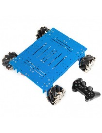 Mecanum Wheel Robot Kit