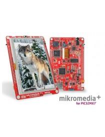 Micromedia Plus per PIC32MX7