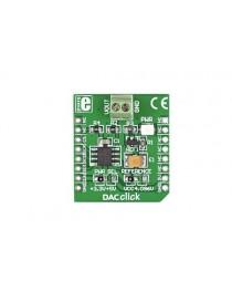 Click Board Modulo DAC