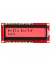 Basic 16x2 Character LCD -...