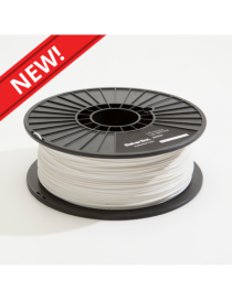 White PLA 1kg Spool 1.75mm...