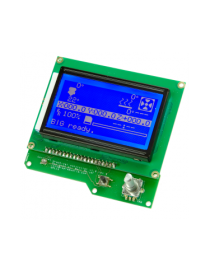 Graphical LCD screen v1.0