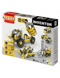 Engino - Inventor 12 Models...