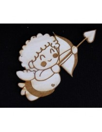 SanValentino laser cut (cupid)
