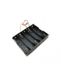 Battery Holder - 5xAA Square