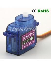 SG51R micro digital servo