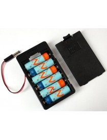 6 x AA Battery Holder with...