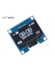 "1.3"" 1.3in White OLED..."