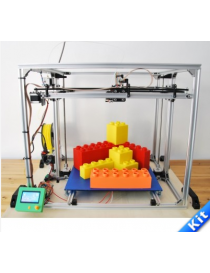 3D4040 - Stampante 3D...
