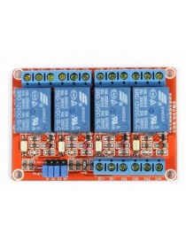 12V 4-Channel Relay Module...