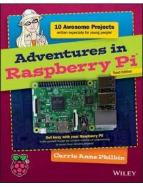 Adventures in Raspberry Pi,...
