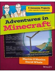 Adventures in Minecraft,...