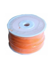 PLA - Orange - spool of 1Kg...