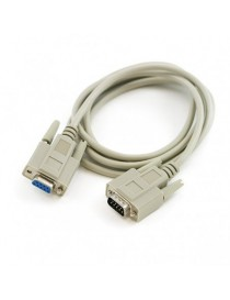 Serial Cable DB9 M/F - 6 Foot