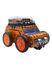 WeeeBot Jeep STEM Classroom...