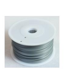 PLA - Silver - spool of 1Kg...