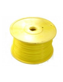 PLA - Yellow - spool of 1Kg...